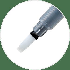 Pentel Aquash punta piatta